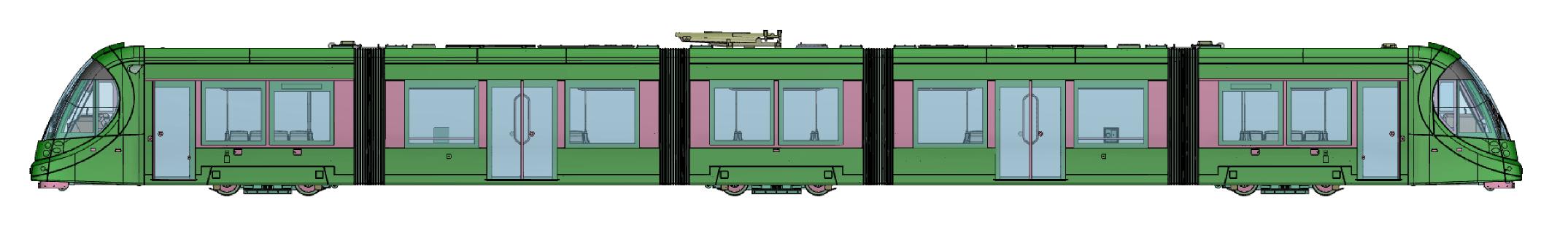CAF Urbos 3 LRV Unit 001 5