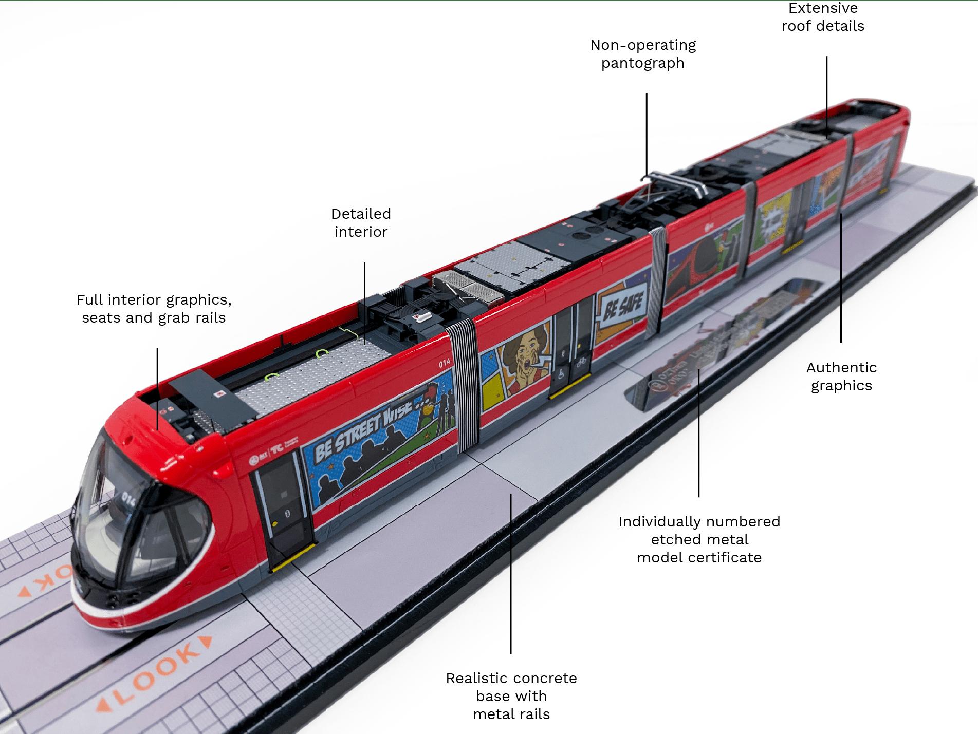 CAF Urbos 3 LRV Unit 014 5